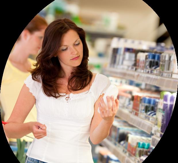 customer shoping